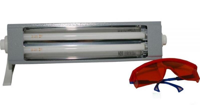 Кварцевая лампа Солнышко ОУФк 03 Медицинские товары для дома